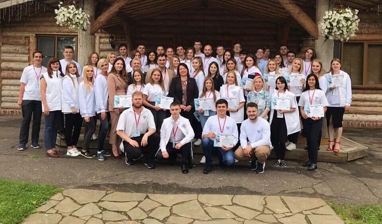 Студентка ИМА приняла участие в мастер – классе «Молодежь России за свободные выборы 2019»
