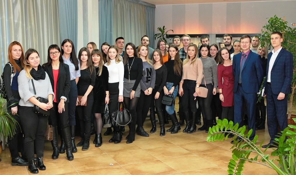 Студенты Института магистратуры посетили Управление Федерального казначейства по Саратовской области