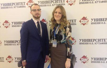 Команда СГЮА победила в международном студенческом конкурсе