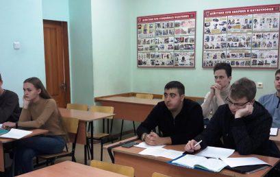В Институте магистратуры состоялся круглый стол на тему: «Правовые, криминологические и организационно-методические основы в научном исследовании»
