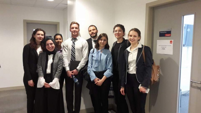 Команда СГЮА приняла участие в международном турнире по медиации