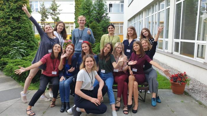 Студентка СГЮА прошла обучение в международной школе