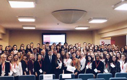 Магистрантка СГЮА приняла участие в общероссийском форуме электорально-активной молодежи «ПолеМика»