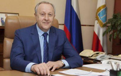 Поздравление В.В. Радаева с победой на «Российской студенческой весне – 2019»