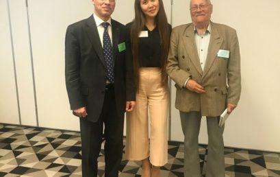 Магистрантка СГЮА стала участницей школы молодых ученых-юристов