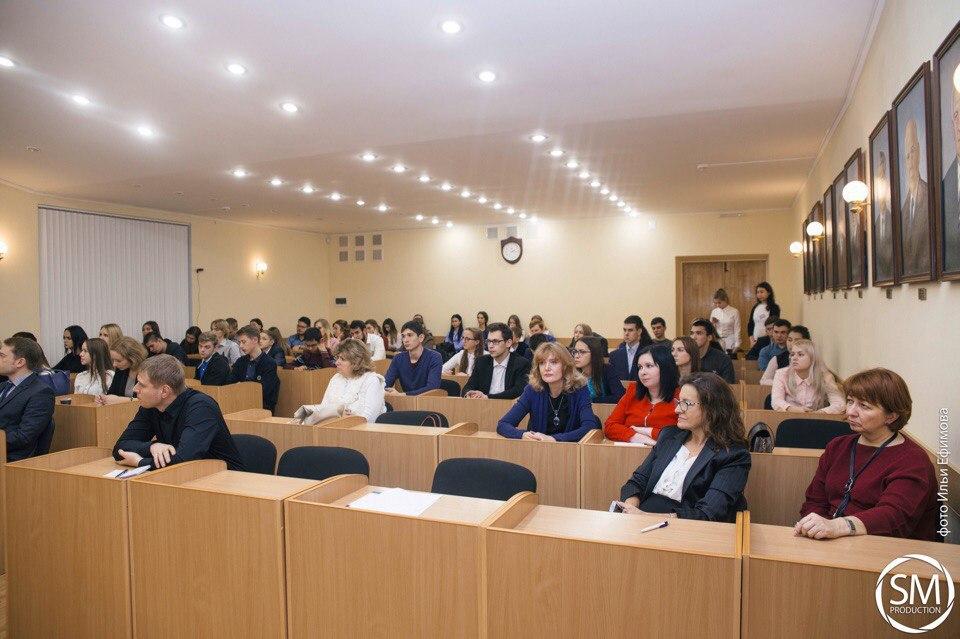 Студенты Института магистратуры приняли участие в I Всероссийской научно-практической конференции «Защита прав участников хозяйственного оборота»