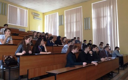 В Институте магистратуры состоялась встреча с сотрудниками УФМС России по Саратовской области