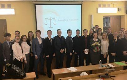 В Институте магистратуры состоялся круглый стол «Современные тенденции развития парламентаризма в России и мире»