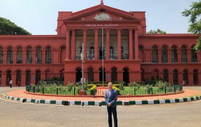 Студентам СГЮА рассказали об индийском образовании и законодательстве