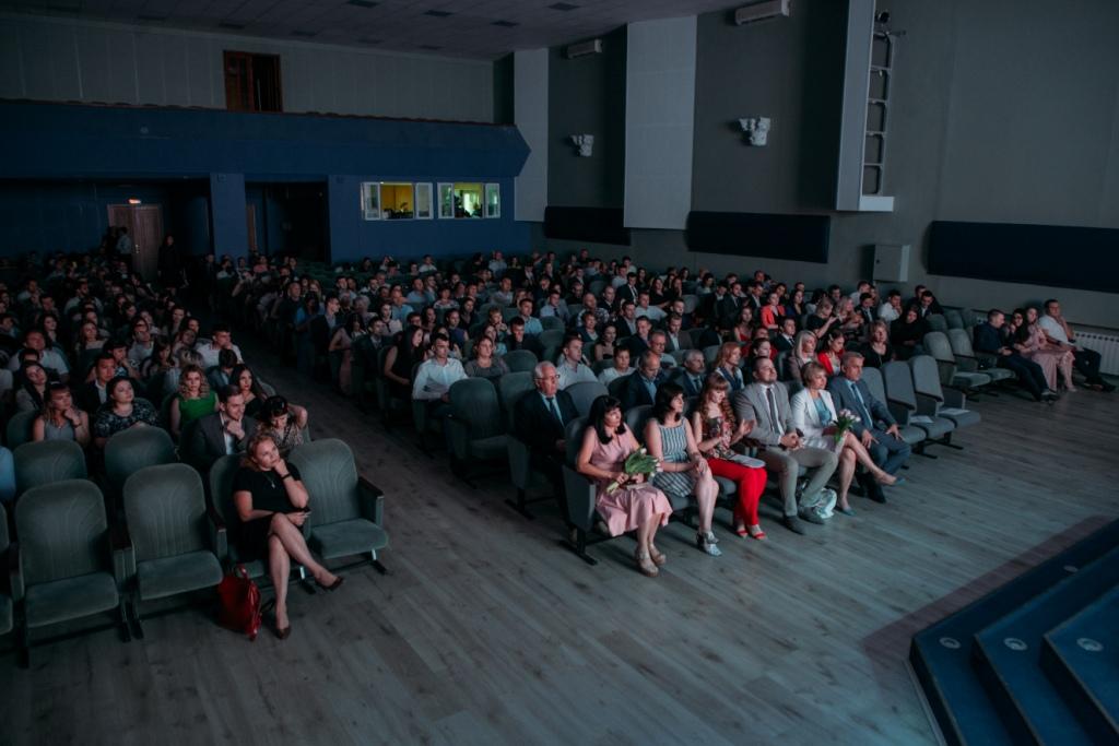 Институт магистратуры и аспирантуры СГЮА вручил дипломы выпускникам
