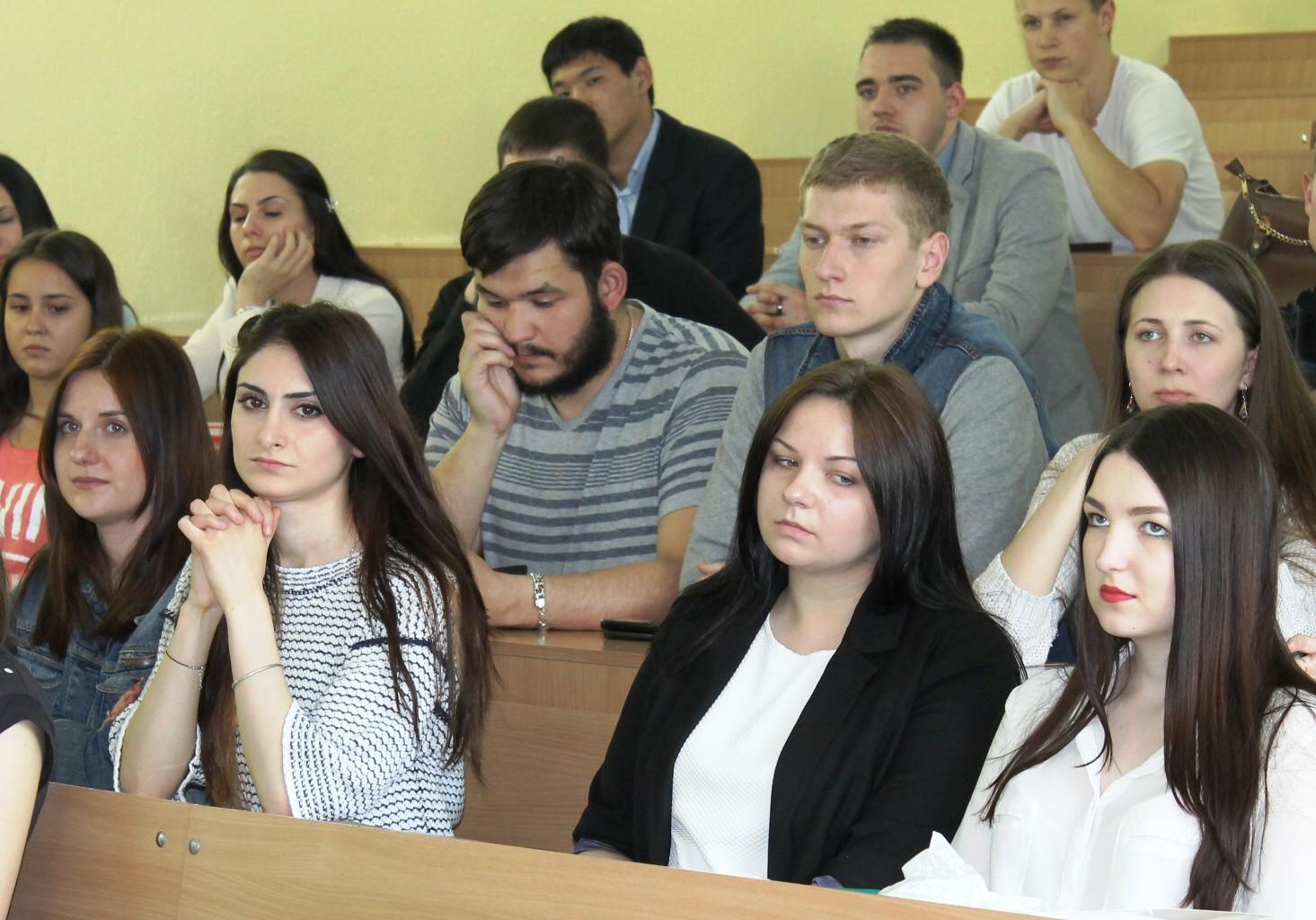 Итоговое заседание научного студенческого кружка по уголовному праву