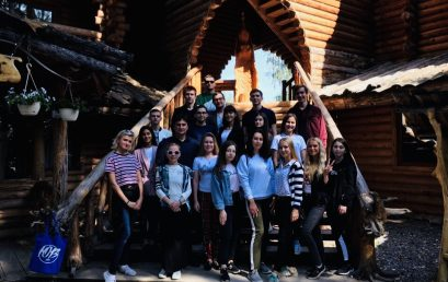 Студентка ИМА приняла участие в IX летнем молодежном образовательном форуме ЮрВогла 2019