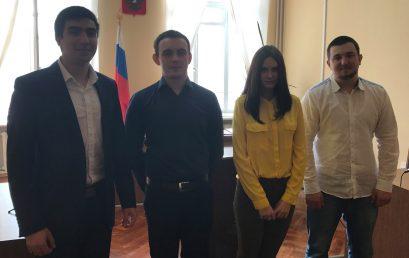 Студенты Института магистратуры посетили Октябрьский районный суд  г. Саратова