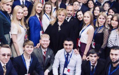 Магистрант Института приняла участие в Общероссийском съезде молодежных избирательных комиссий «Молодежь. Выборы. Власть»