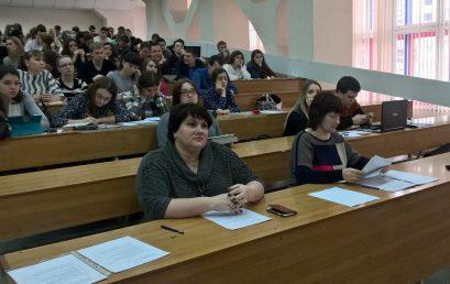 В Институте магистратуры состоялся II межинститутский конкурс ICC LEX MERCATORIA