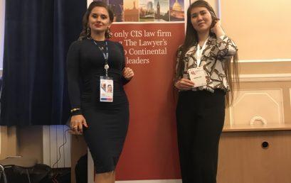 Студентка Института приняла участие в X международном молодежном юридическом форуме «Право как искусство»