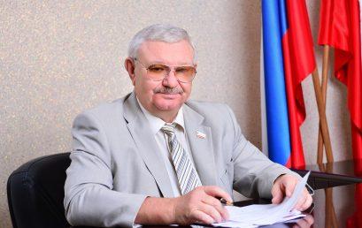 Поздравление С.Б. Суровова с Днем Победы